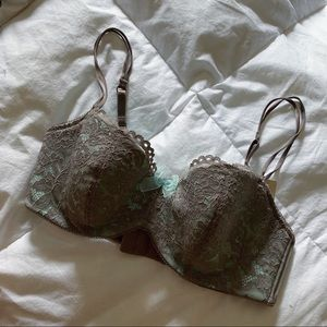 NWT Wacoal b.tempted Lace Bra